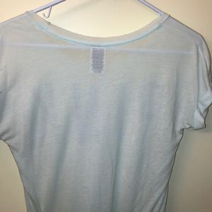 PINK Victoria's Secret Tops - PINK SHIRT TEAL SIZE XS